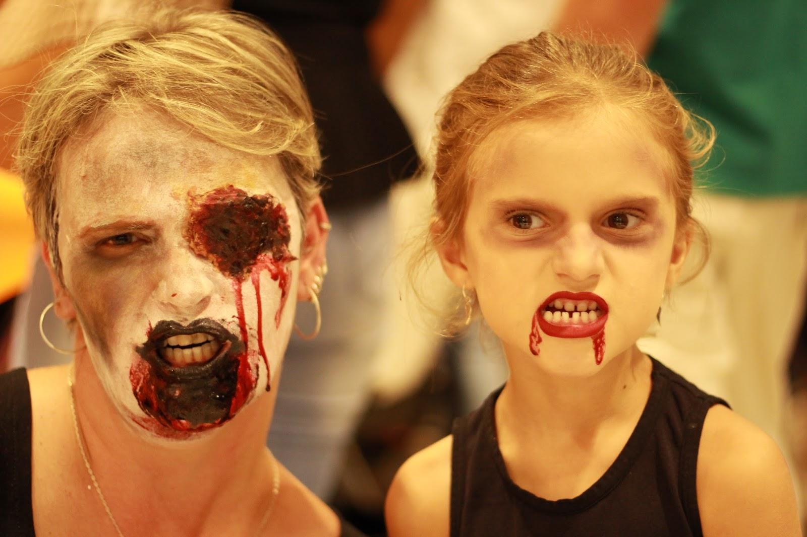 Senac e Shopping Boulevard Garden de Araxá, promovem dia cultural no Halloween