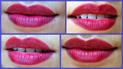 L'Oreal Paris Color Riche Moist Matte Pure Reds Pure Garnet