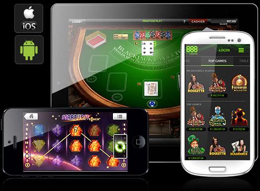 888 casino app windows phone