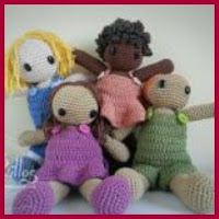 Muñecos personalizables amigurumi