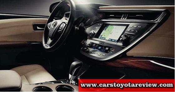 2018 Toyota Avalon Changes Hybrid