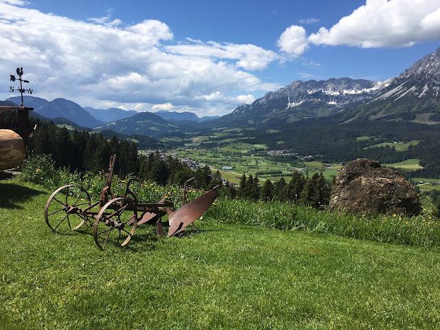 Going und Ellmau Austria