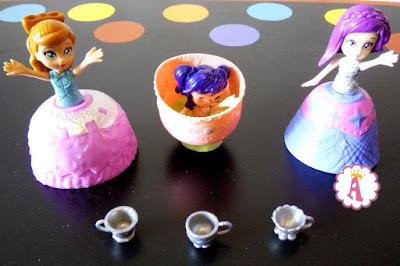 Новые куколки сюрпризы Cuppatinis Teacup Dolls