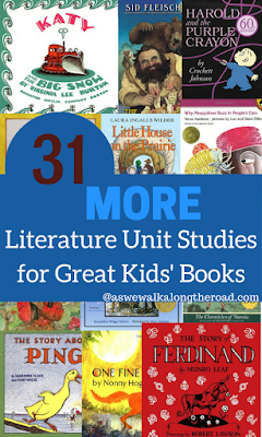 Literature unit studies