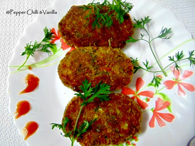 kheema cutlet recipe,east indian kheema cutlet,beef cutlet recipe