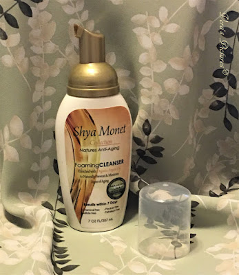 SHYA MONET ANTI-AGING FOAMING CLEANSER by Nature's Paradise