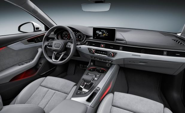 2017 Audi Allroad Interior