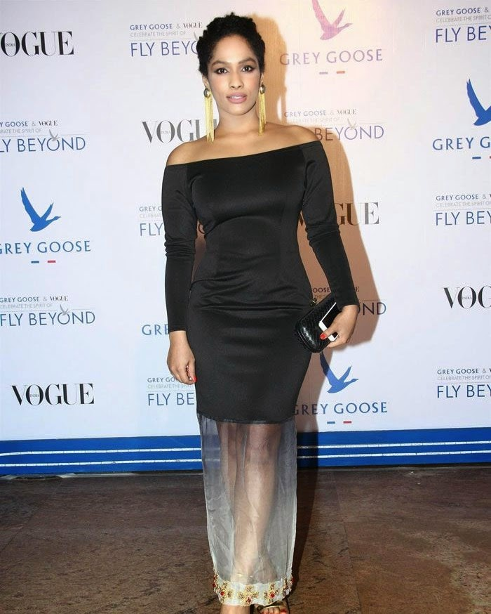 Masaba Gupta, Pics from Red Carpet of Grey Goose & Vogue's Fly Beyond Awards 2014