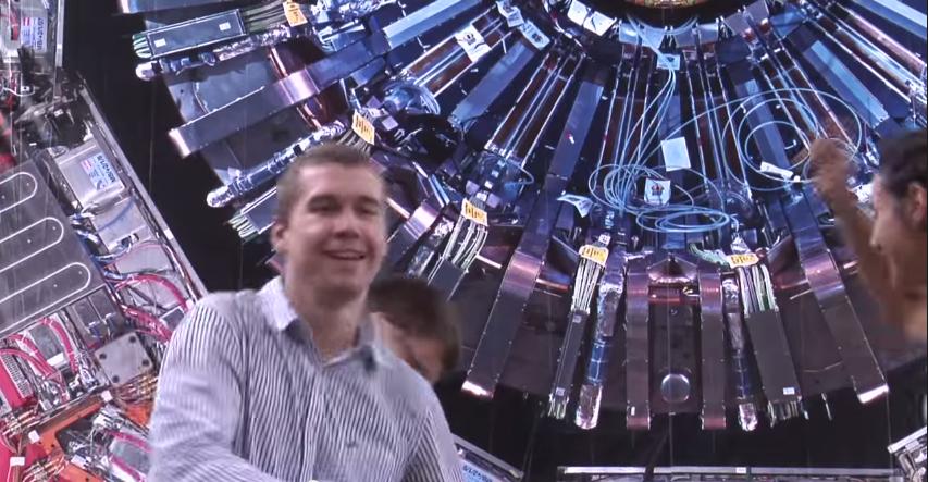 CERN:Ποιός Καστοριανός χορεύει μέσα στο κέντρο πυρηνικών ερευνών! (βίντεο)