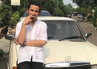 Baron Wilschut pemeran Bara di Fatih di Kampung Jawara 4