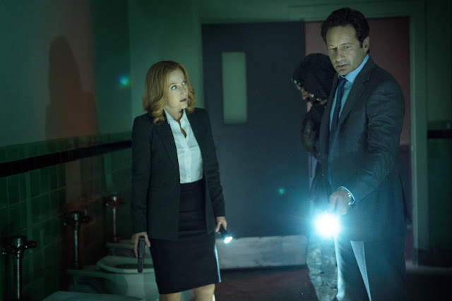 "THE X FILES   ""Plus One"". Recensione 11x03"