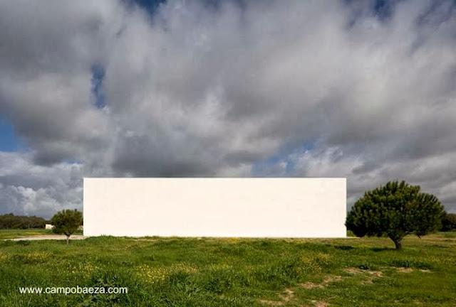Casa residencial Minimalista en Vejer, Cádiz, España