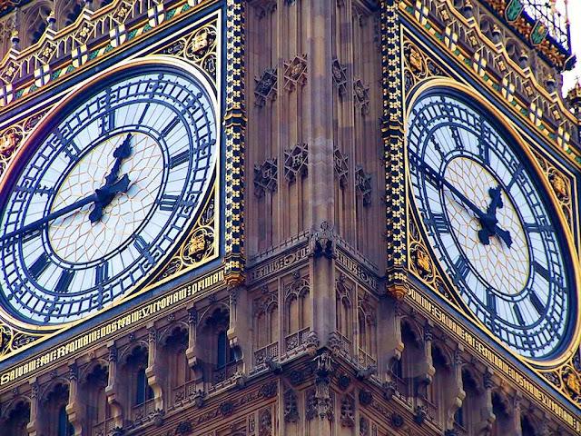 Big Ben, obra mais famosa de Pugin, simbolo da Inglaterra