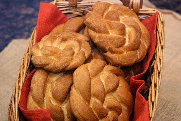 Braided Dinner Rolls Recipe  In The Kitchen With Honeyville
