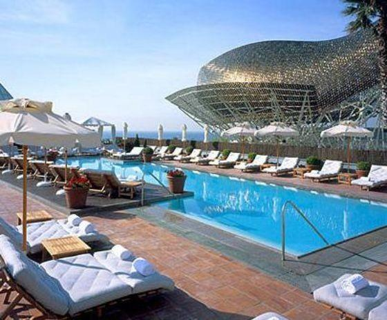 Sitios confort - Barcelone hotel piscine interieure ...