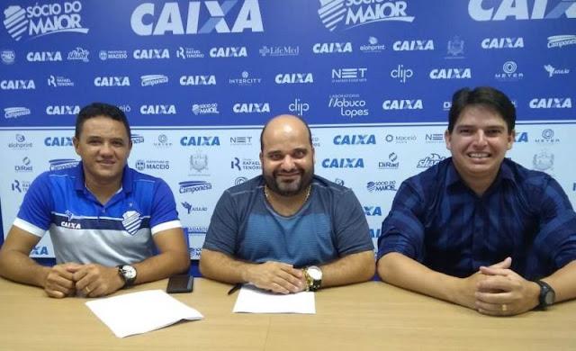Direção de base anuncia Escolinha do CSA - Unidade Santana do Ipanema