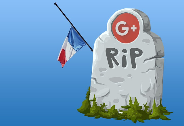 Google+ To Shut Down 2nd April, 2019