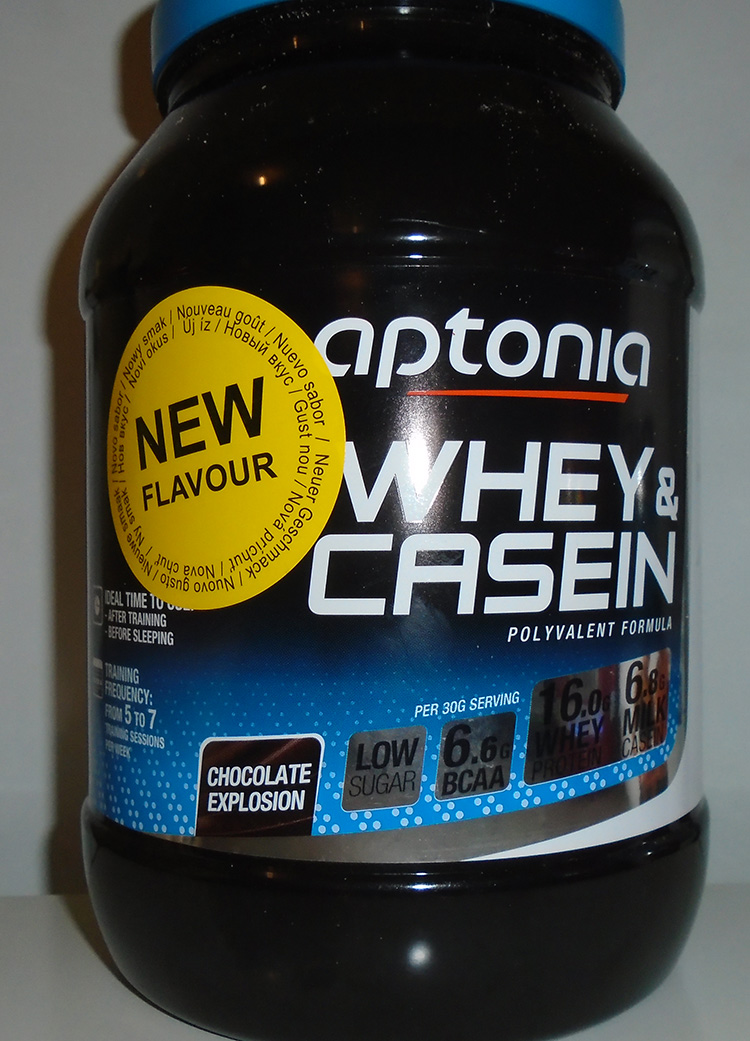 Caseine whey 7 de Aptonia