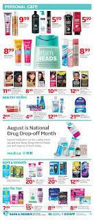Rexall Weekly Flyer Circulaire August 17 - 23, 2018