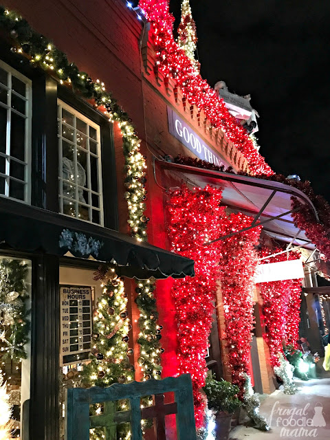 No holiday shopping trip to historic downtown Grapevine is complete until you have popped into the Good Things for All Seasons store. The folks at Good Things take Christmas very seriously all year round, but the store becomes extra magical during the holidays.