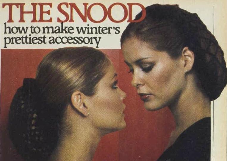 1970s snoods
