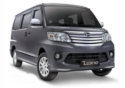 Harga Mobil Daihatsu LUXIO