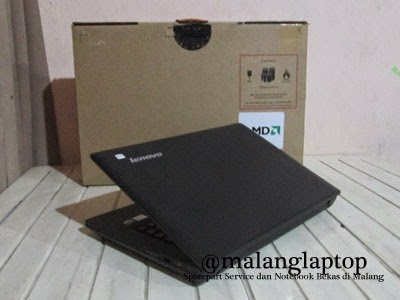 Laptop Gaming Murah Lenovo G405 Fullset