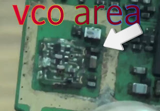 mobile vco ic section