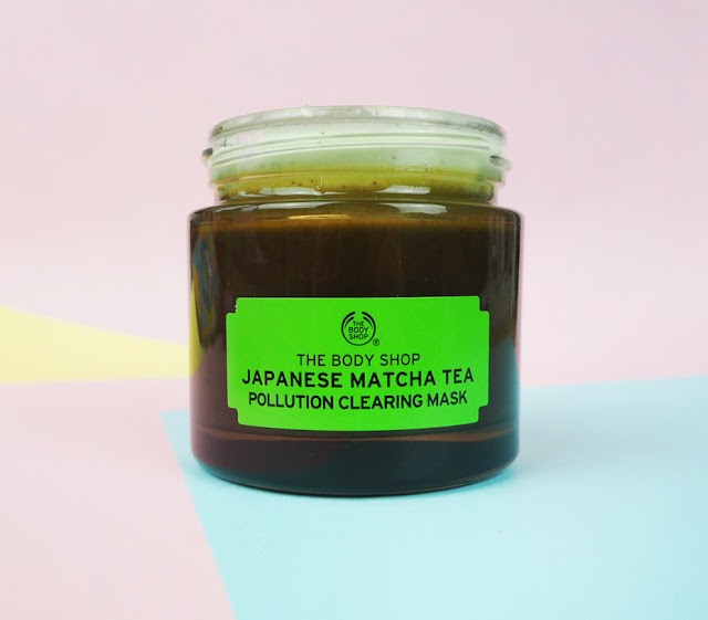 the body shop mask