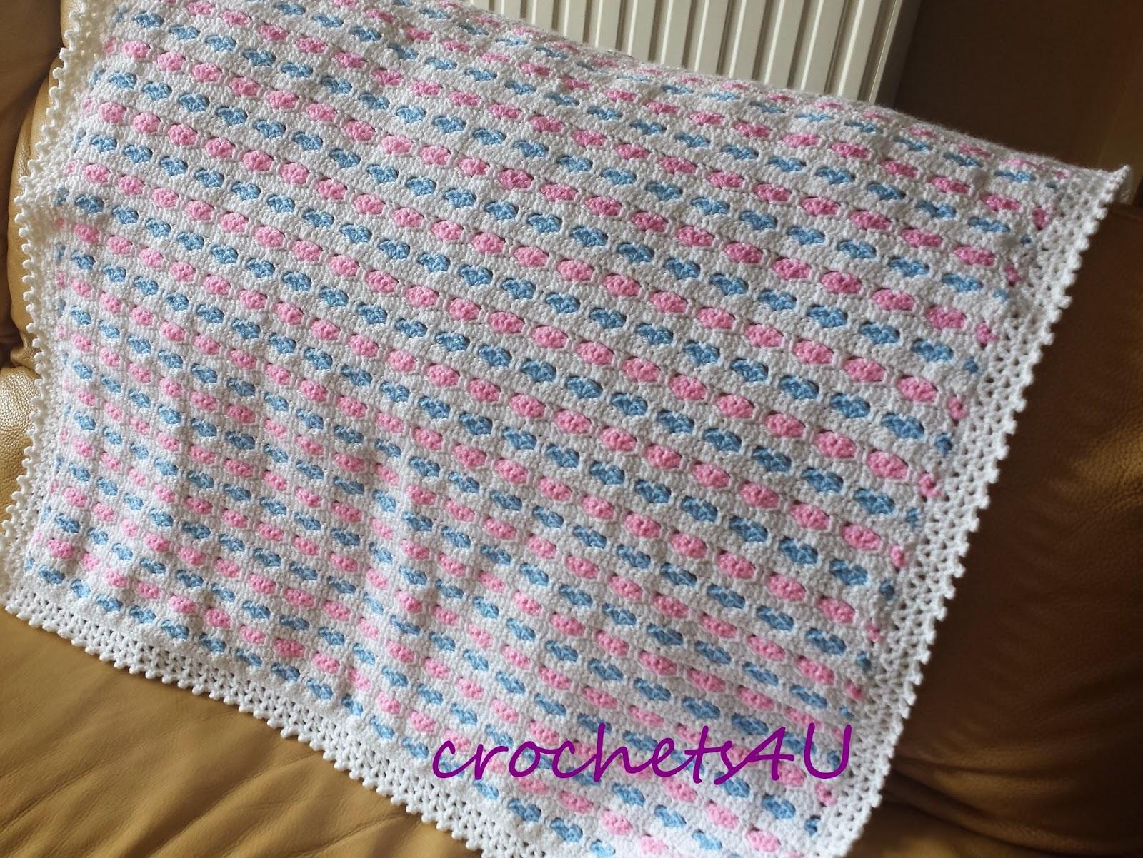 Crochets4u Hartendeken Haken