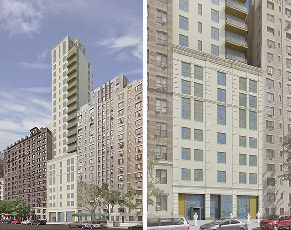 UWS New Construction | 15 West 96th Street