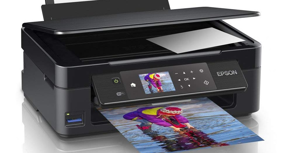 Drivers Epson Expression Home XP-452 Download Windows, Mac