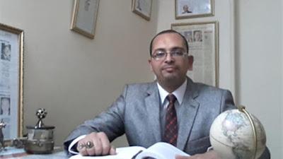 الدكتور أحمد شاهين