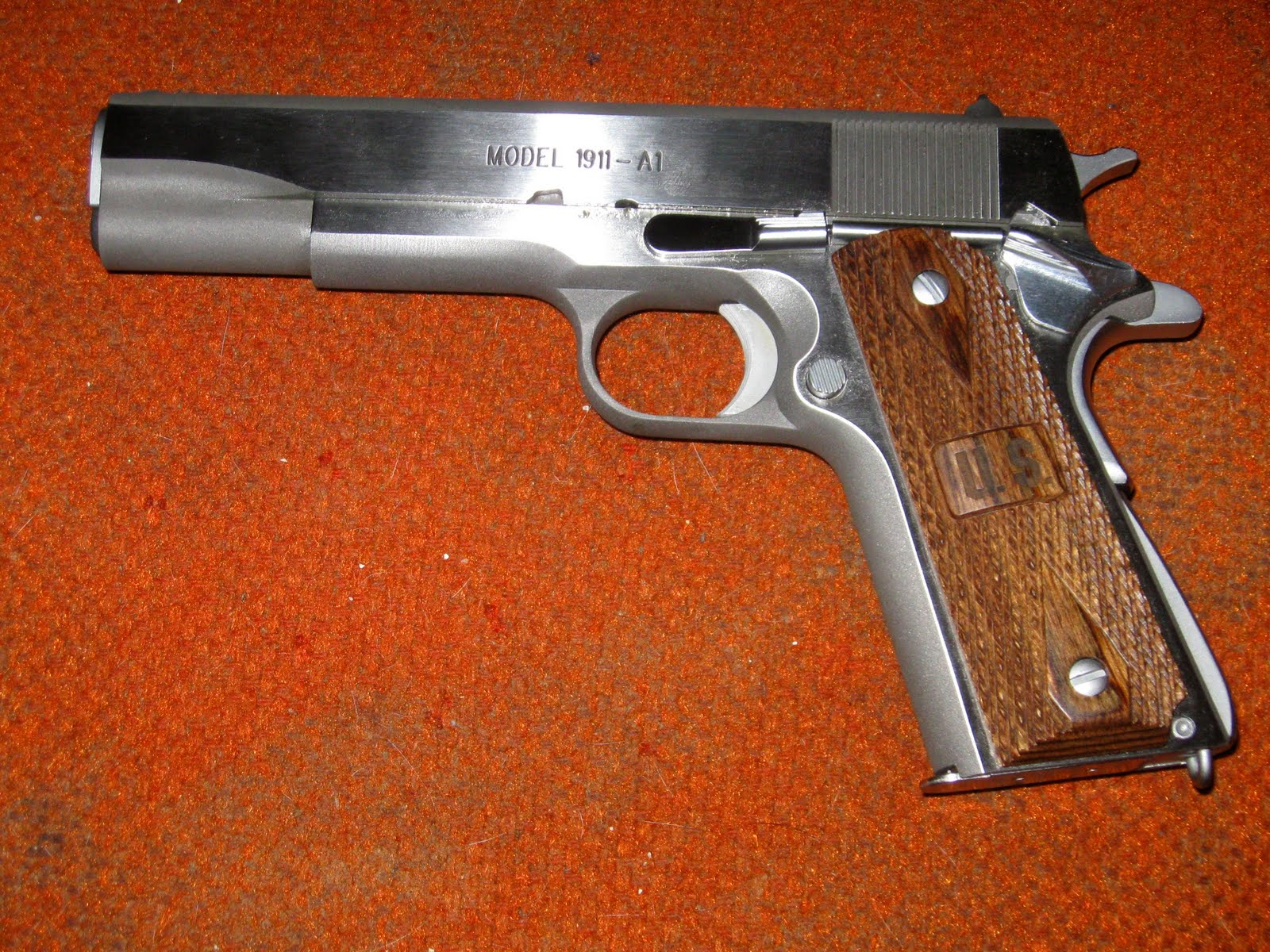 Your idea field strip springfield model 1911 true answer