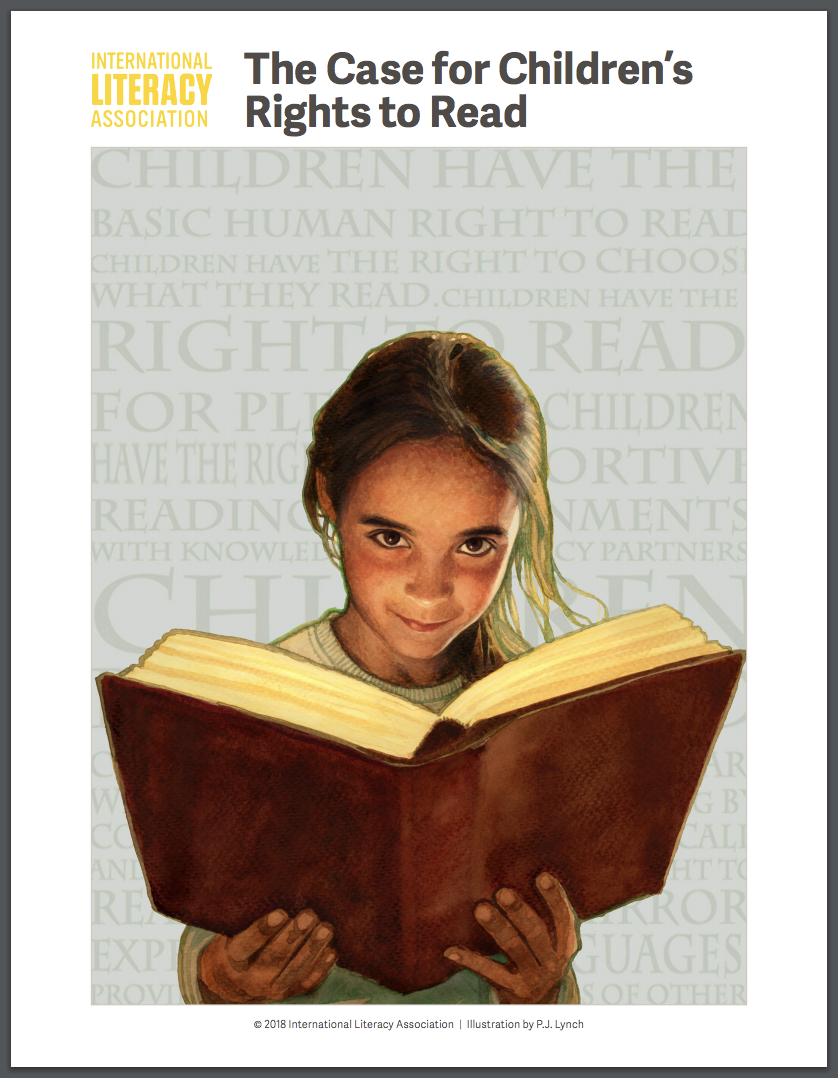 Must Read Directors Blog Are Children >> The Library Voice The Children S 10 Rights To Read Let S Support