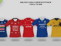 PES 2017 Gojek Liga 1 Kitpack (18 team) dari mri.20
