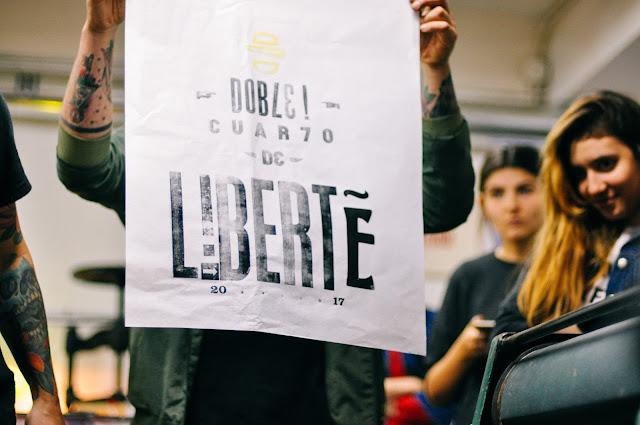 Curso de Letterpress en Buenos Aires con Tano Veron - impresión en letterpress