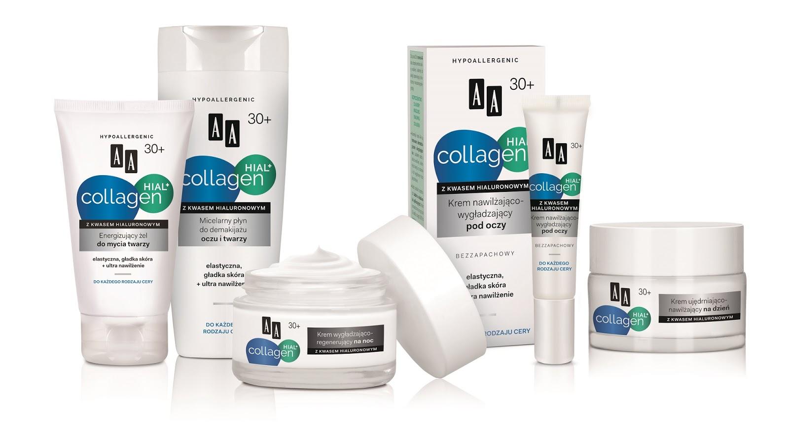 AA Hypoallergenic 30+ Collagen Hial +