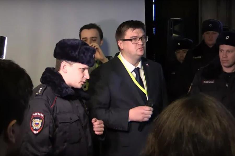 Конференция «Открытой России», неприятный запах в Москве и другие новости
