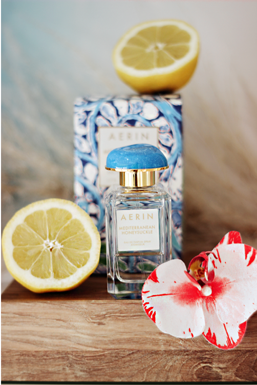 aerin mediterranean honeysuckle fragrance aimerose beauty blog review