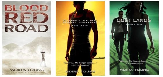 Dust Lands Trilogy