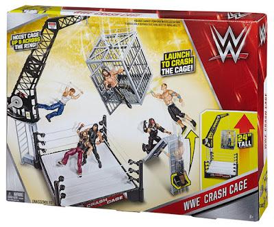 JUGUETES - WWE - Superjaula de combate Mattel 2016 | A partir de 6 años Comprar en Amazon España