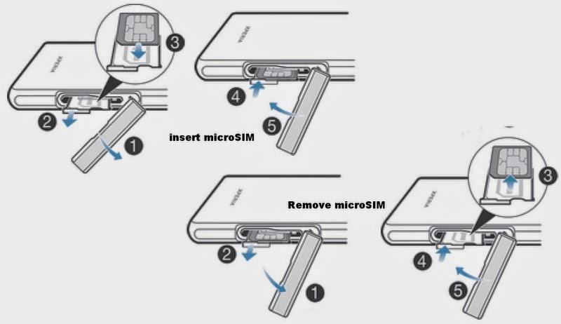 Sony Xperia Z1 Manual