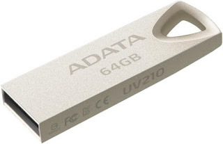 ADATA Intros the UV210 USB Flash Drive
