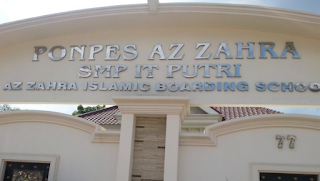 Loker Lampung di SMP Az Zahra Islamic Boarding School (AZIBS) Terbaru Mei 2016