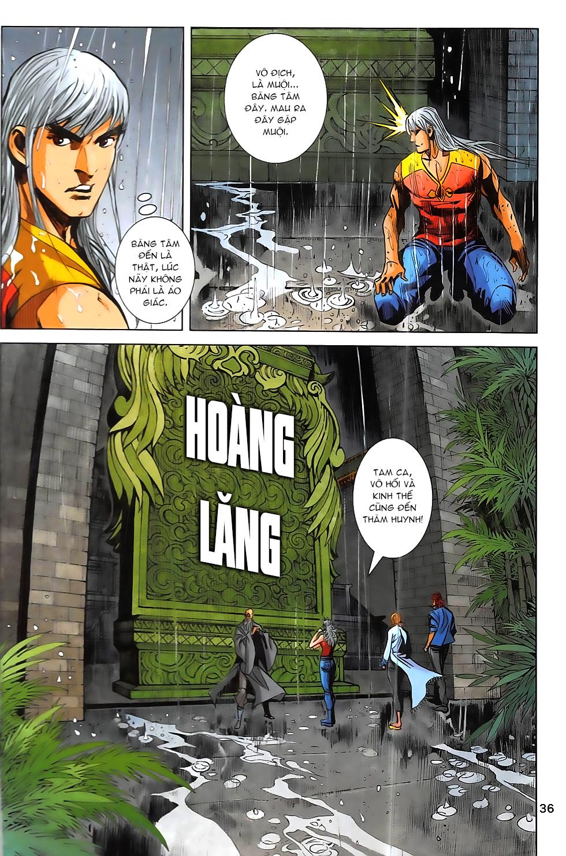 Hoàng Giả Chi Lộ Chap 14.2 - Next Chap 15