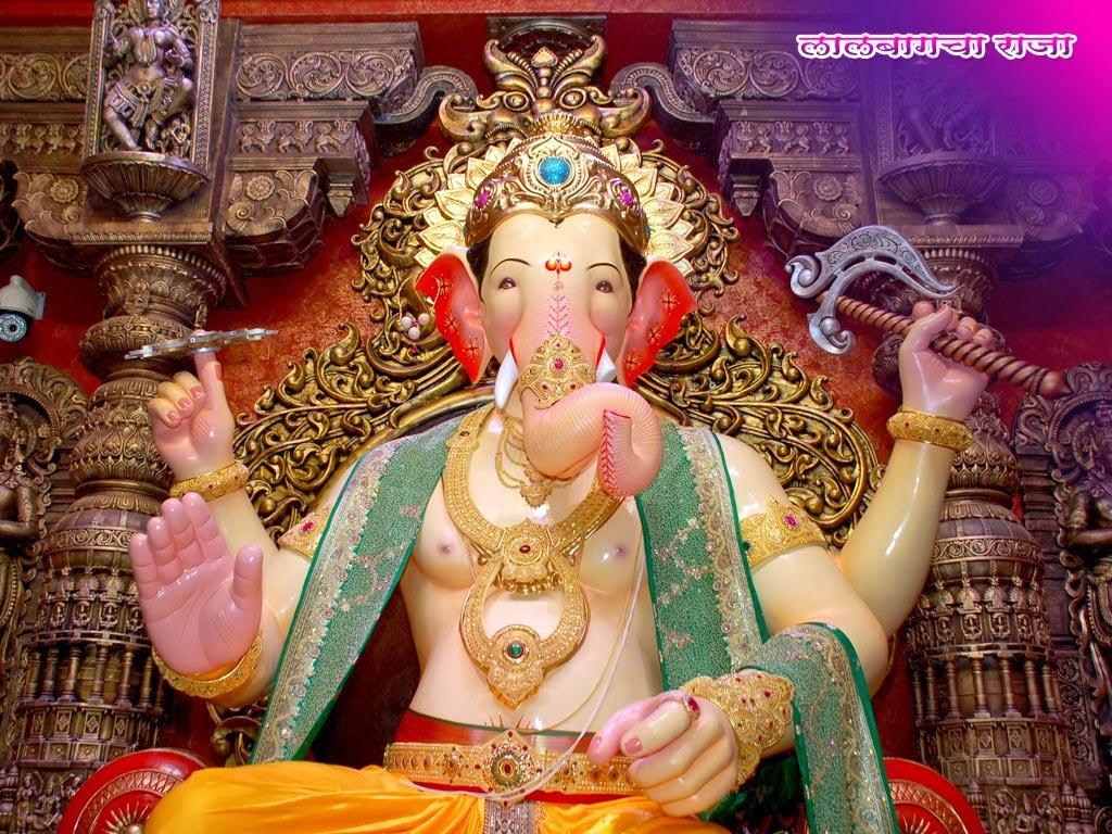 Lord Buddha Animated Wallpapers Ganpati Lalbaugcha Raja Hindu God Wallpapers Download