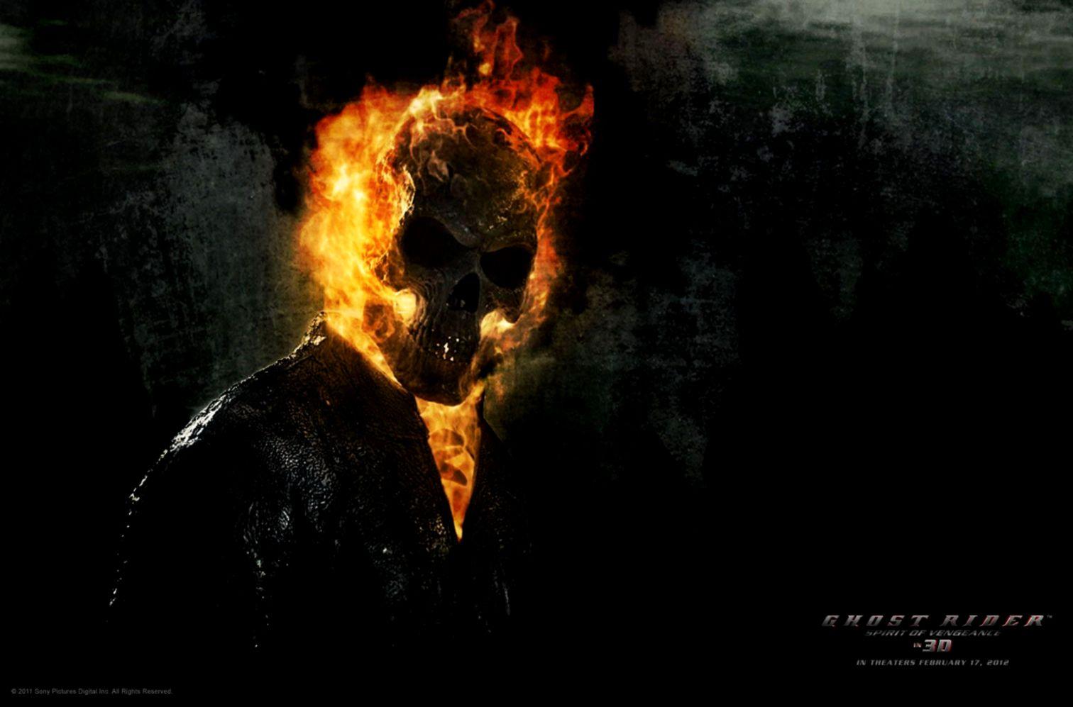 Ghost Rider Skull Wallpaper | Wallpapers Magazine
