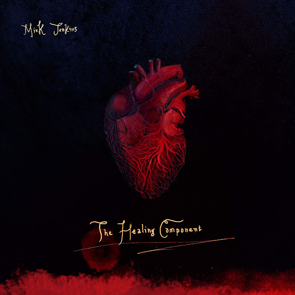 Mick Jenkins - The Healing Component Cover