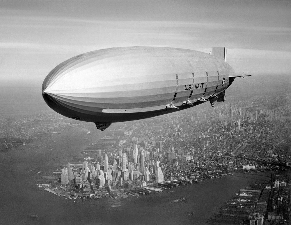 uss macon flying aircraft carrier
